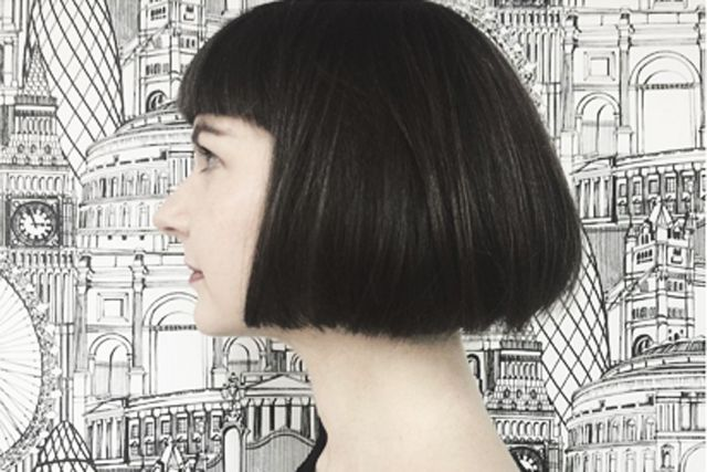 A geometric bob from London