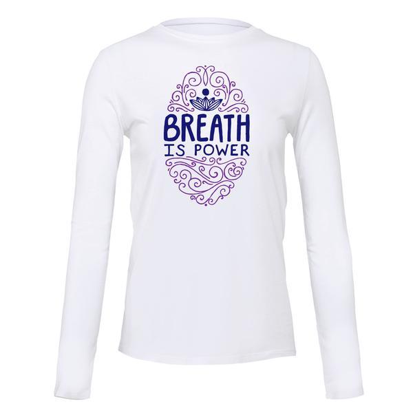 yoga-apparel-yoga-clothing-yoga-shirt-yoga-t-shirt-yoga-tee-yoga-long-sleeve-shirt-breath-is-power_grande