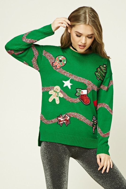 Ugly Christmas Sweaters That Are Actually Really Cute Fashom Blog