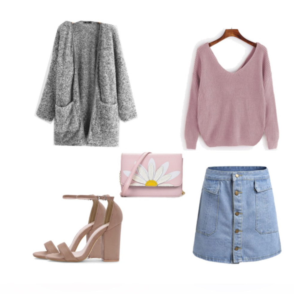 Taffy, Yolk, & Soft Grey