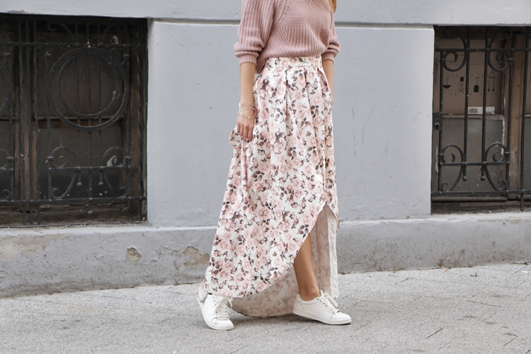 tinkerbell of laka, fashion blogger, flower skirt, pastel, novi sad, serbia, outfit, sneakers, inspiration (7)